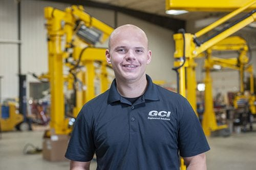 Kevin Jenks Mechanical Service Engineer GCI