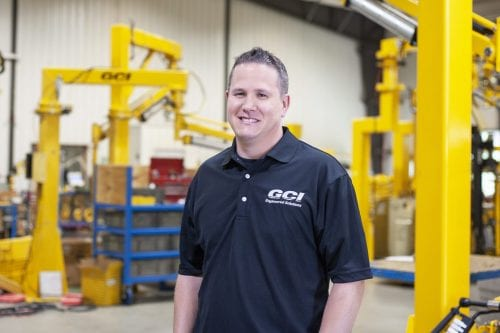 Brady Rooney, Engineering Team at GCI Engineered Solutions